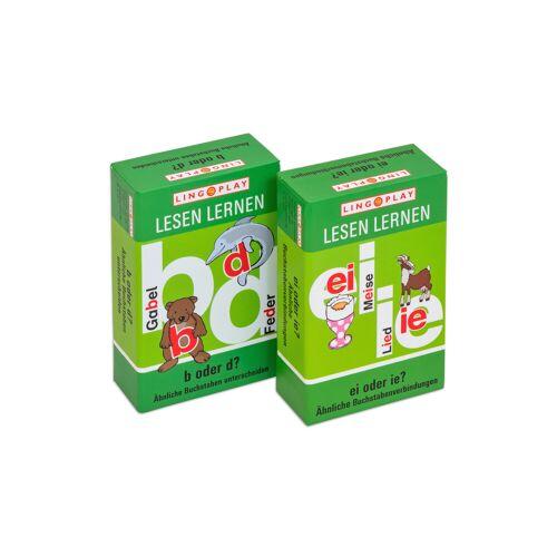 Lingo Play Ähnliche Buchstaben - 2 Lernspiele im Paket