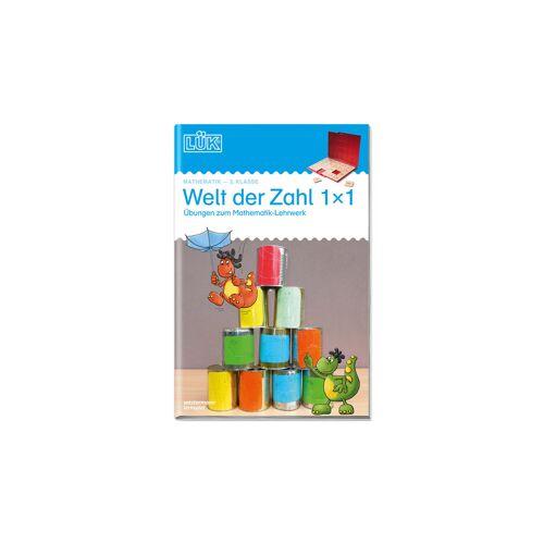 LÜK Welt der Zahl 1x1, Übungen angelehnt an das Lehrwerk, 2. Klasse