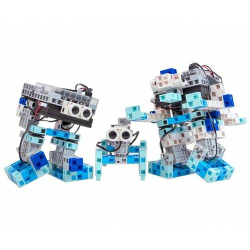 eduBotics Robotic & Coding Profi-Set Plus