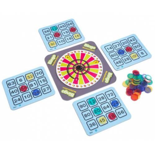 Betzold Einmaleins Bingo - Multiplikation