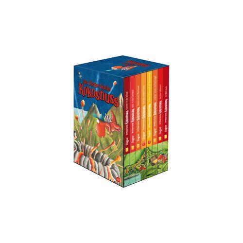 Cbj Der kleine Drache Kokosnuss 8 Bände im Schuber