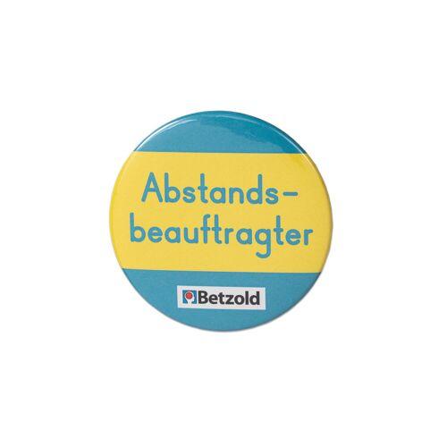 Betzold Ansteck-Button, Abstandsbeauftragter, 10 Stück