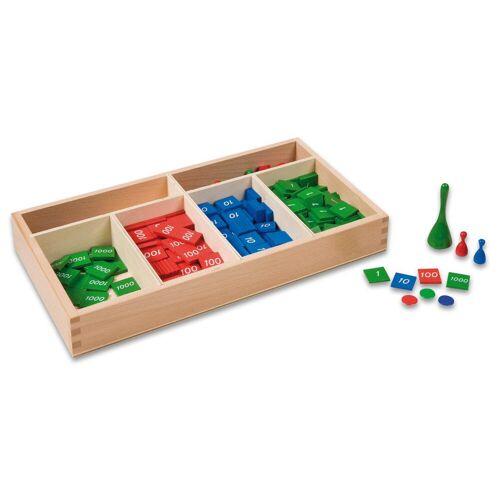 Nienhuis Montessori Nienhuis Markenspiel