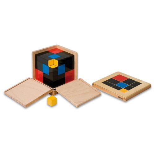 Nienhuis Montessori Nienhuis Trinomischer Kubus