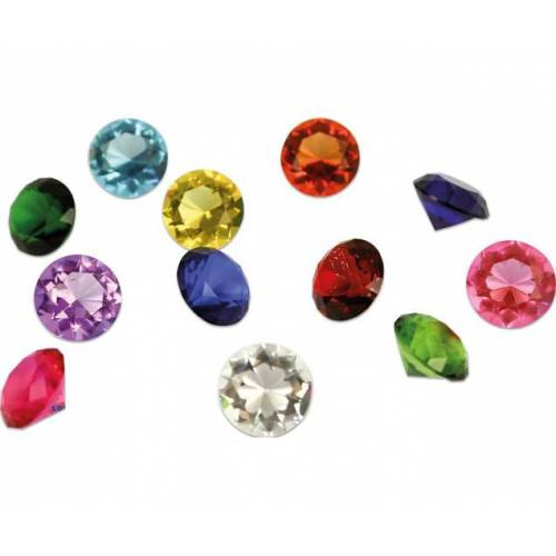 Eduplay Diamanten-Set 12 Stück