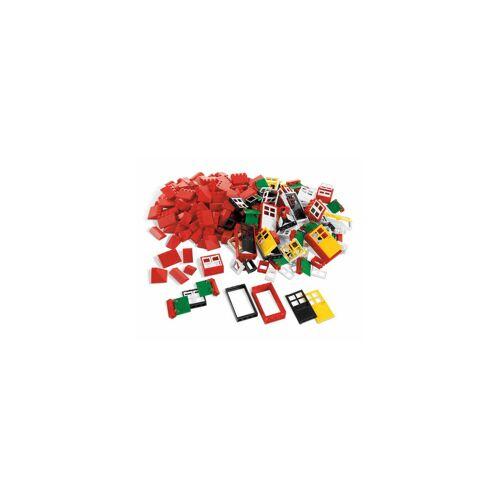 Lego Education Türen, Fenster und Dachsteine