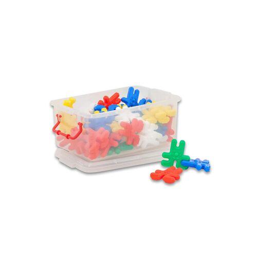 Betzold Bausatz mit Hasen-Formen in Plastikbox