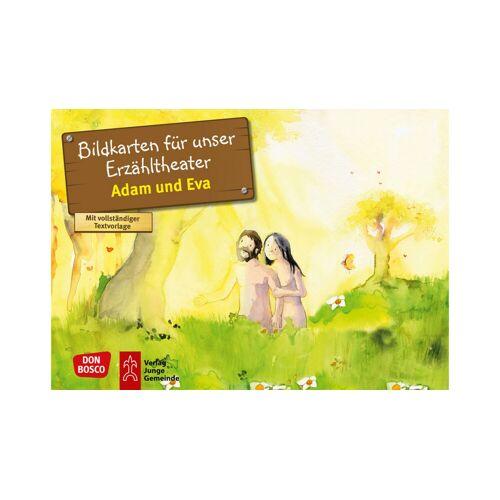 Don Bosco Adam und Eva. Kamishibai-Bildkartenset