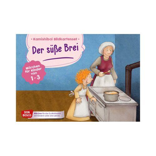 Don Bosco Der süße Brei. Kamishibai-Bildkartenset für U3