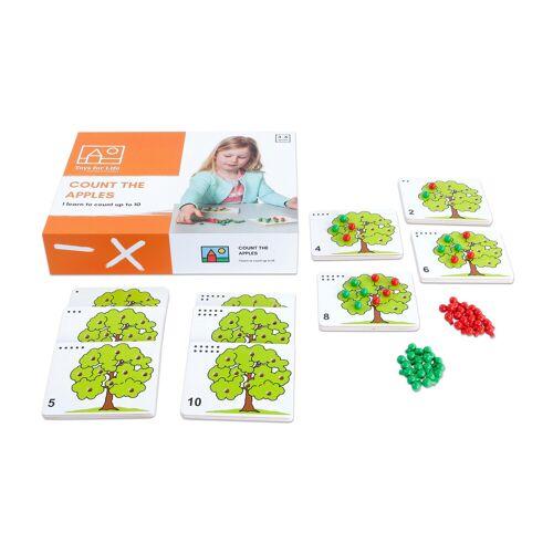 Toys for Life Äpfel zählen, Zählen bis 10