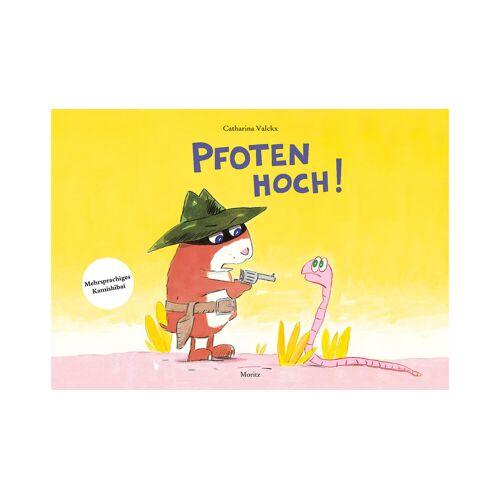 Moritz Verlag Pfoten hoch! Bildkartenset