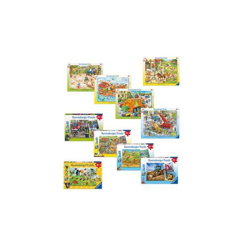 Ravensburger Ravensburger Puzzle, 10er-Set