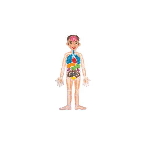 PlayMais Puzzle-Set Mein Körper