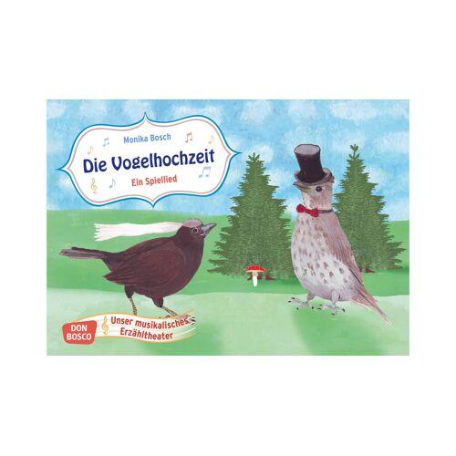 Don Bosco Bildkarten: Die Vogelhochzeit