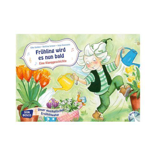 Don Bosco Bildkarten: Frühling wird es nun bald