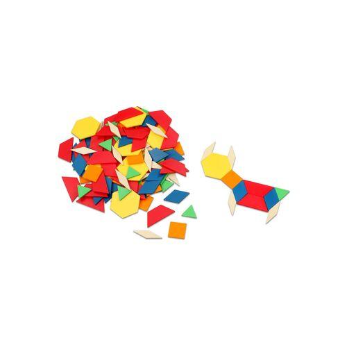 Betzold Pattern-Blocks aus Kunststoff oder Holz