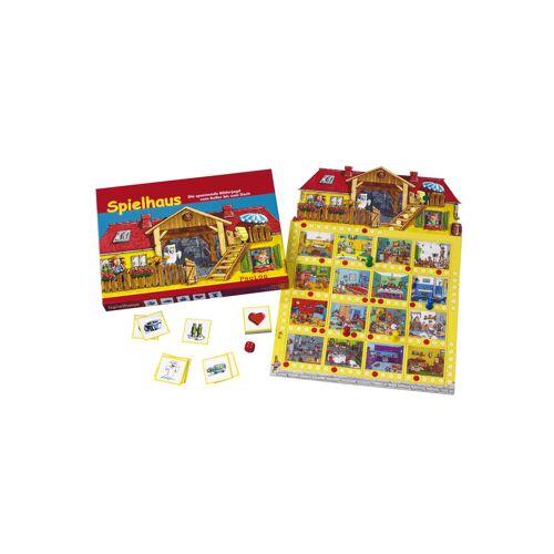 Prolog Spiel: Spielhaus