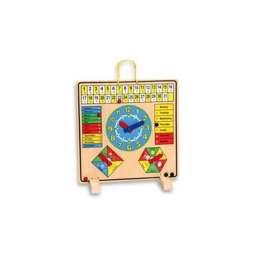 Viga Kalendertafel aus Holz