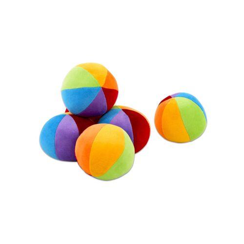 goki Regenbogen-Bälle, 6 Stück