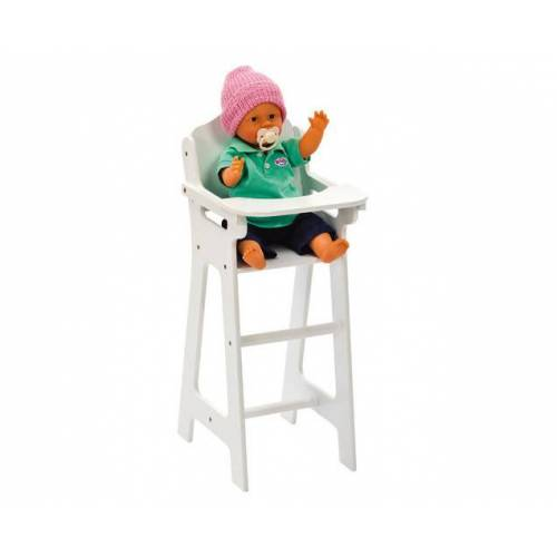 small foot Puppenhochstuhl (ohne Puppe)
