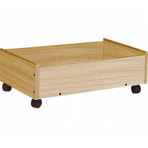 Nathan 2er-Set Holz-Rollboxen
