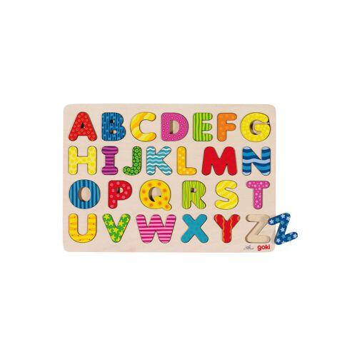goki Alphabet-Puzzle A - Z