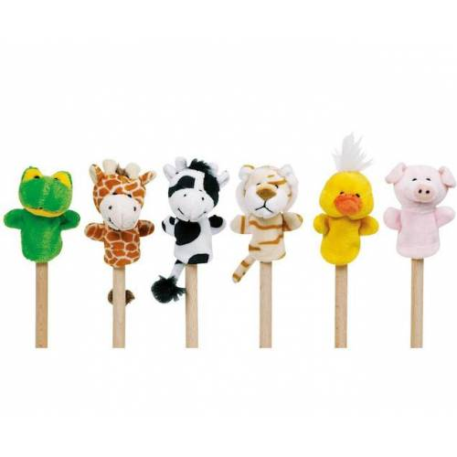 goki Fingerpuppen-Set Tiere