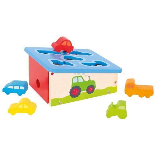 goki Sortierbox Fahrzeuge