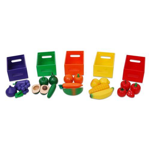 TickIt Sortier-Set Obst und Gemüse