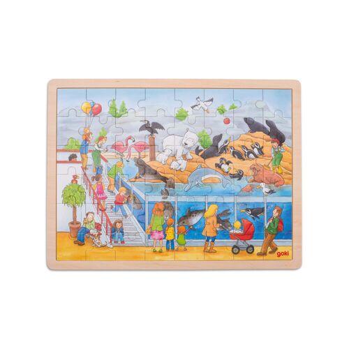 goki Einlegepuzzle