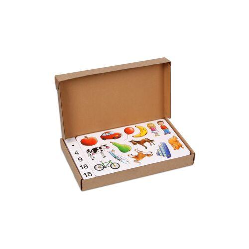 Betzold Zählen und Rechnen mit Bildern im Karton
