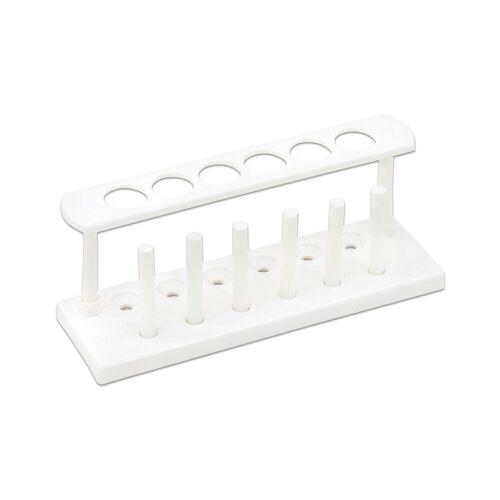 Betzold Reagenzglas-Ständer für 6 Reagenzgläser