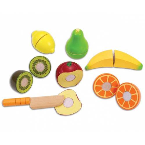 Hape Früchte-Set, 13-tlg.