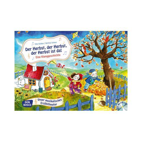 Don Bosco Bildkarten: Der Herbst, der Herbst, der Herbst ist da!