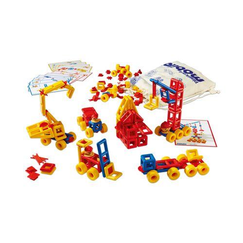 plasticant mobilo mobilo-Konstruktions-Set, 192 Teile