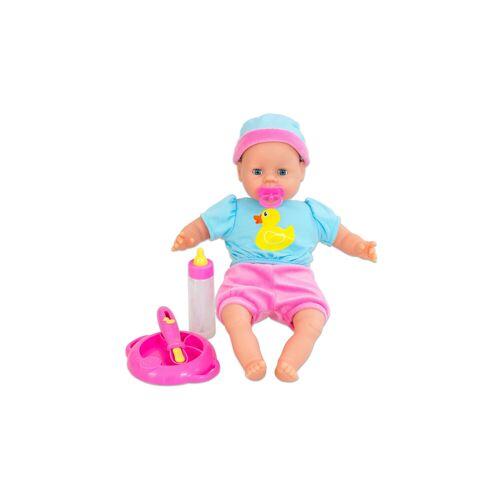 Simba Babypuppe Laura mit Zubehör