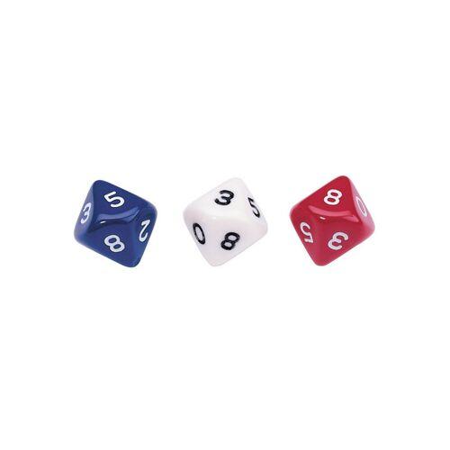 Betzold Zehnflächige Würfel (Dekaeder) mit den Ziffern von 0-9