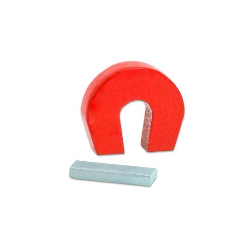 Shaw Magnets Alnico Hufeisenmagnet, 25 mm