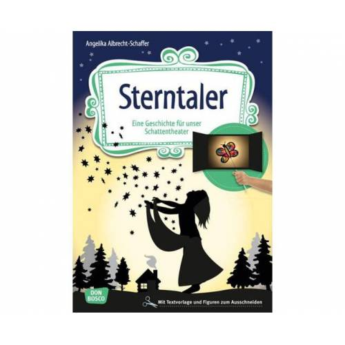 Don Bosco Sterntaler - Schattentheater-Set