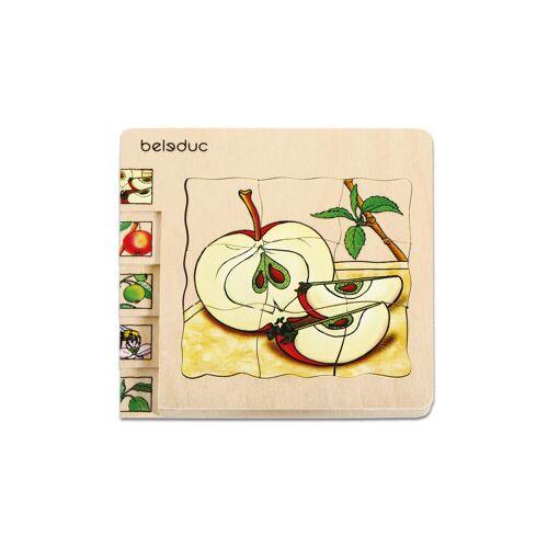 """beleduc Lagenpuzzle """"Apfel"""""""