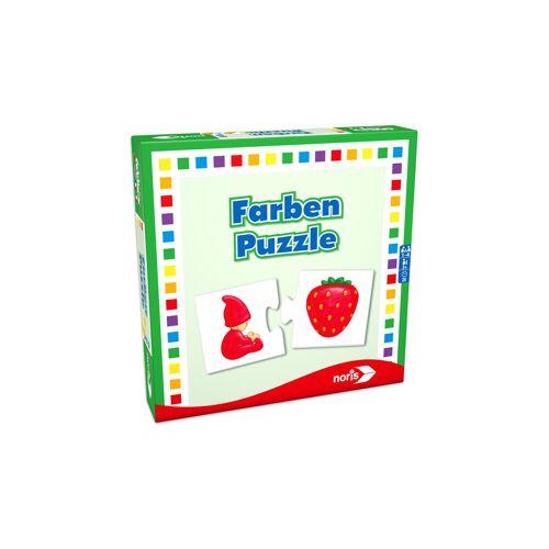 noris Farben Puzzle - Spiel