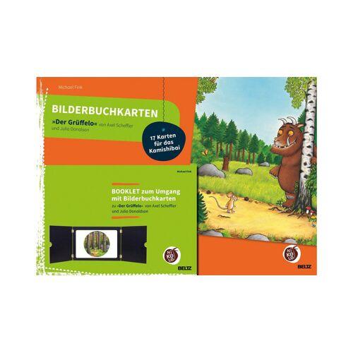 "Beltz Bilderbuchkarten ""Der Grüffelo"""