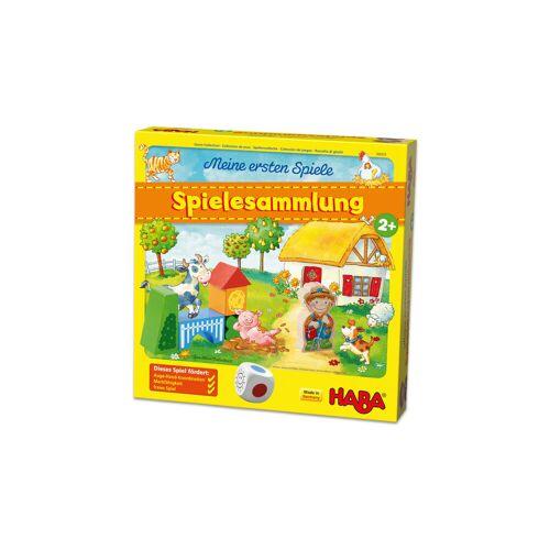 HABA Meine ersten Spiele, Spielesammlung