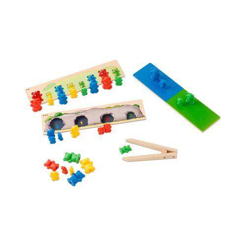 Toys for Life Bären sortieren