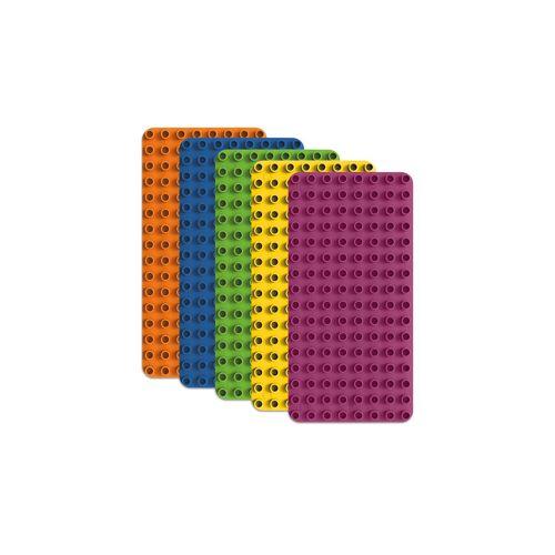 bioBuddi Bauplatten-Set, 5-tlg.