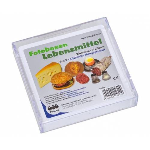 Prolog Fotobox Lebensmittel: Allgemeine Nahrungsmittel
