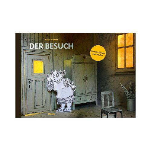 Moritz Verlag Bildkarten: Der Besuch