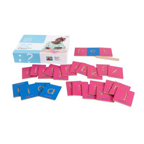 Toys for Life Fühle den Buchstaben