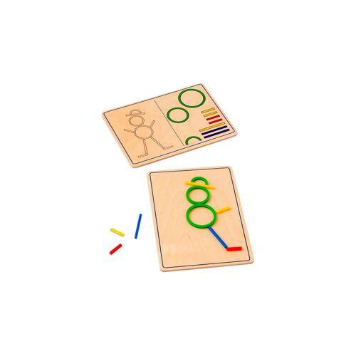 Toys for Life Stäbchen und Ringe