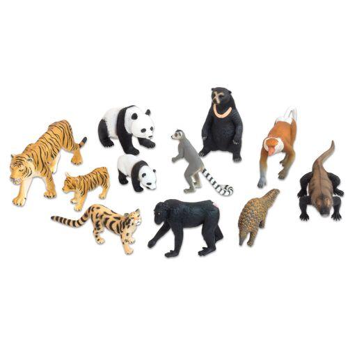 Betzold Asiatische Tiere, 11-tlg.